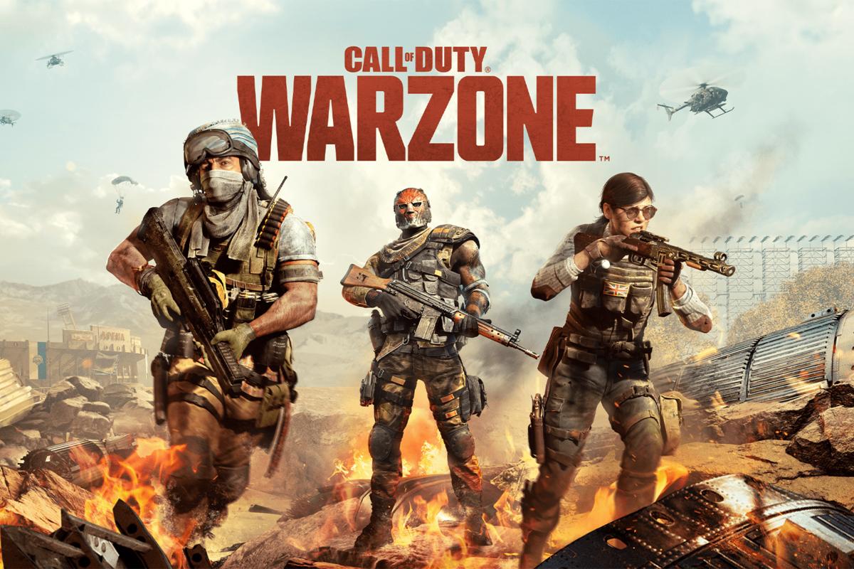 Avatares de jogo de tiro Call of Duty