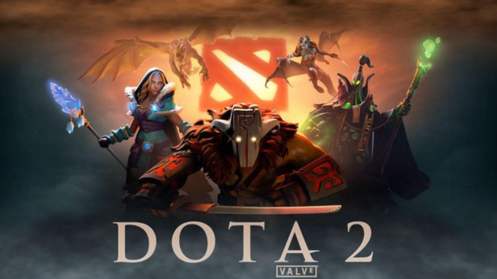 Personagens do jogo online dota 2
